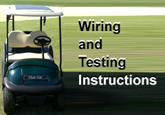 Wiring and Testing Instructions