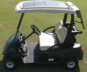 Solar Electric Cart Charging System Resource Center